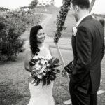 bride ceremony vows