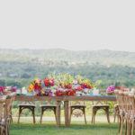 table setup wedding