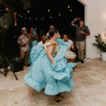 traditional dancing reception