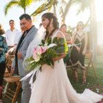 island wedding small ceremony